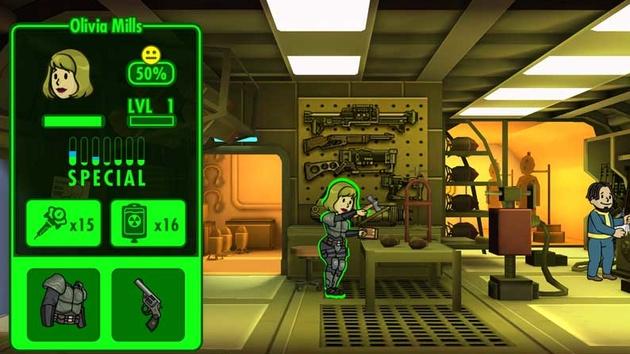 Fallout Shelter: Aus dem Stand erfolgreicher als Candy Crush Saga