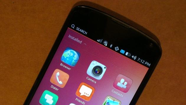 Paketmanagement: Ubuntu Touch wechselt als erstes zu Snappy