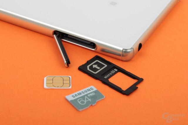 Sony Xperia Z3+ im Test