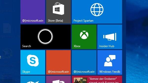 Windows 10 Insider Preview: Änderungen für den nächsten Build angekündigt