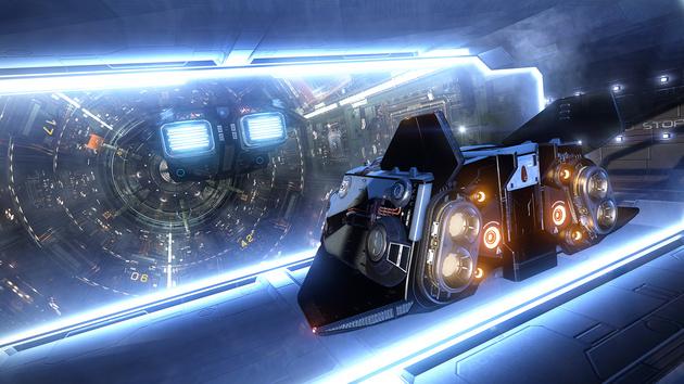 Elite: Dangerous: CQC-Mehrspieler-Modi zuerst für die Xbox One