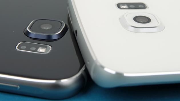 Samsung Galaxy S6: RAW-Bilder und ISO 50 erfordern andere App