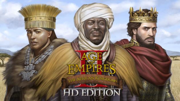 """Age of Empires II HD: Erweiterung """"The African Kingdoms"""" angekündigt"""