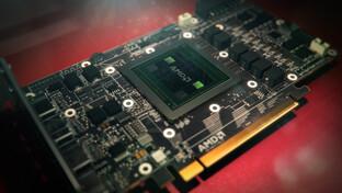 AMD Radeon R9 Fury X – Fiji-GPU mit HBM