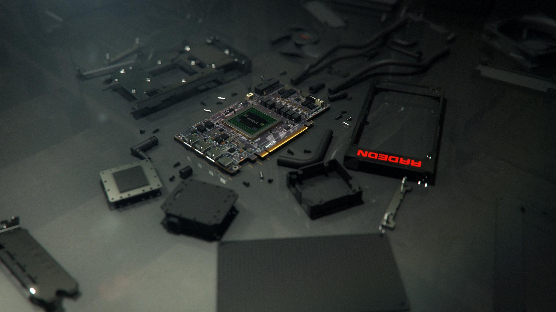 AMD Radeon R9 Fury X – auseinander genommen