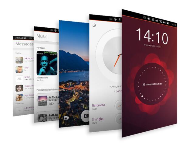Ubuntu für Smartphones