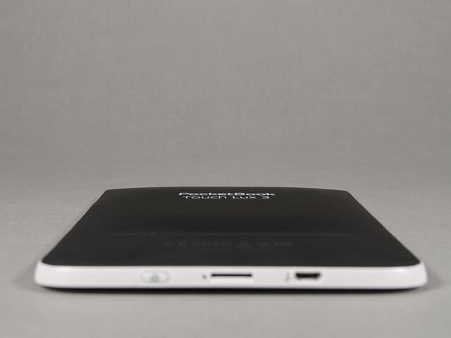 PocketBook Touch Lux 3: Rückseite