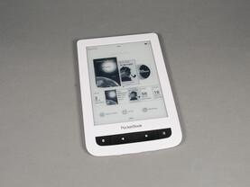 PocketBook Touch Lux 3: Bibliothek