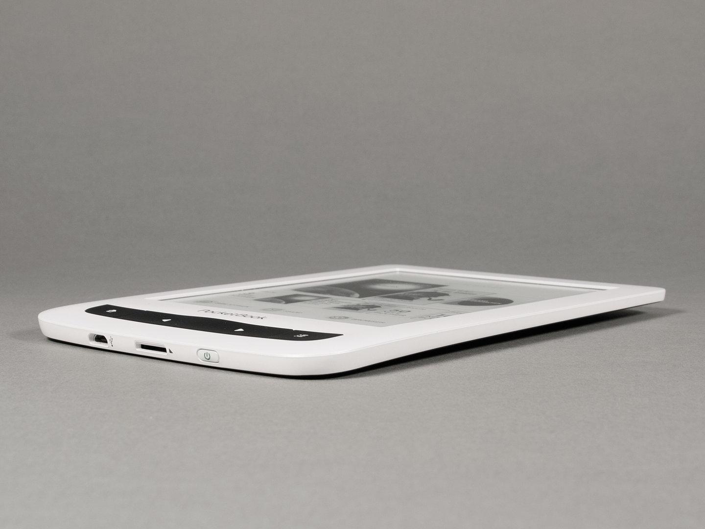 PocketBook Touch Lux 3: Ansprechendes Äußeres