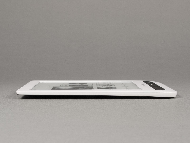 PocketBook Touch Lux 3 in der Seitenansicht