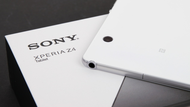 sony xperia z4 tablet im test flach schnell und wasserdicht mit ausdauer computerbase. Black Bedroom Furniture Sets. Home Design Ideas