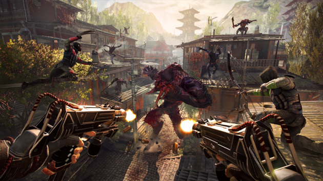 Shadow Warrior 2: 15 Minuten Gameplay im Video