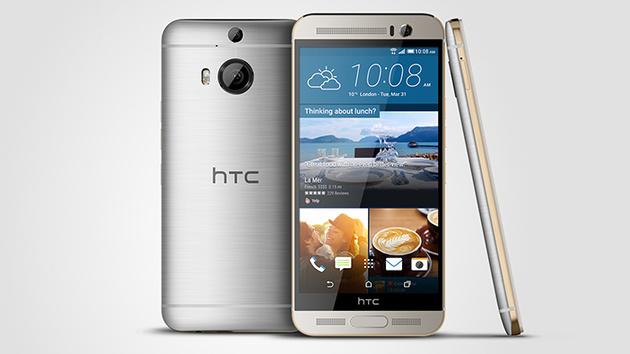 HTC One M9+: Smartphone mit QHD-Display auch für Europa