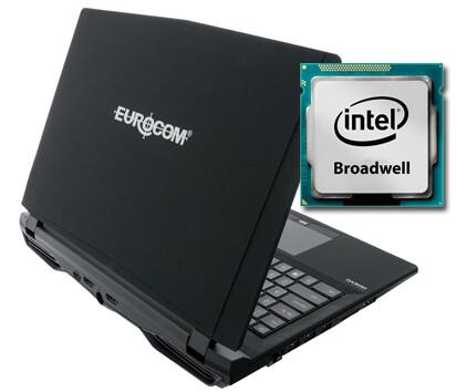 Eurocom P5 Pro