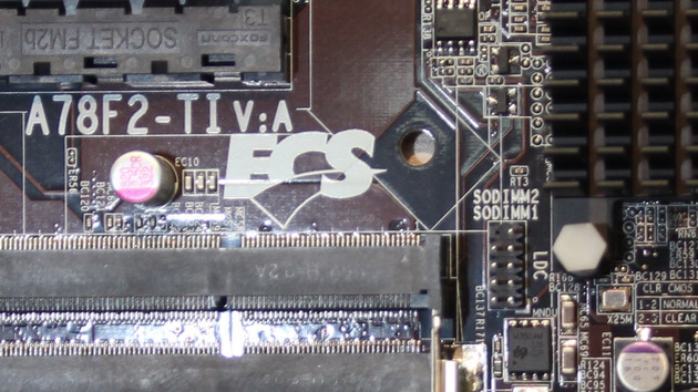 ECS: Kein Rückzug aus klassischem Mainboard-Geschäft