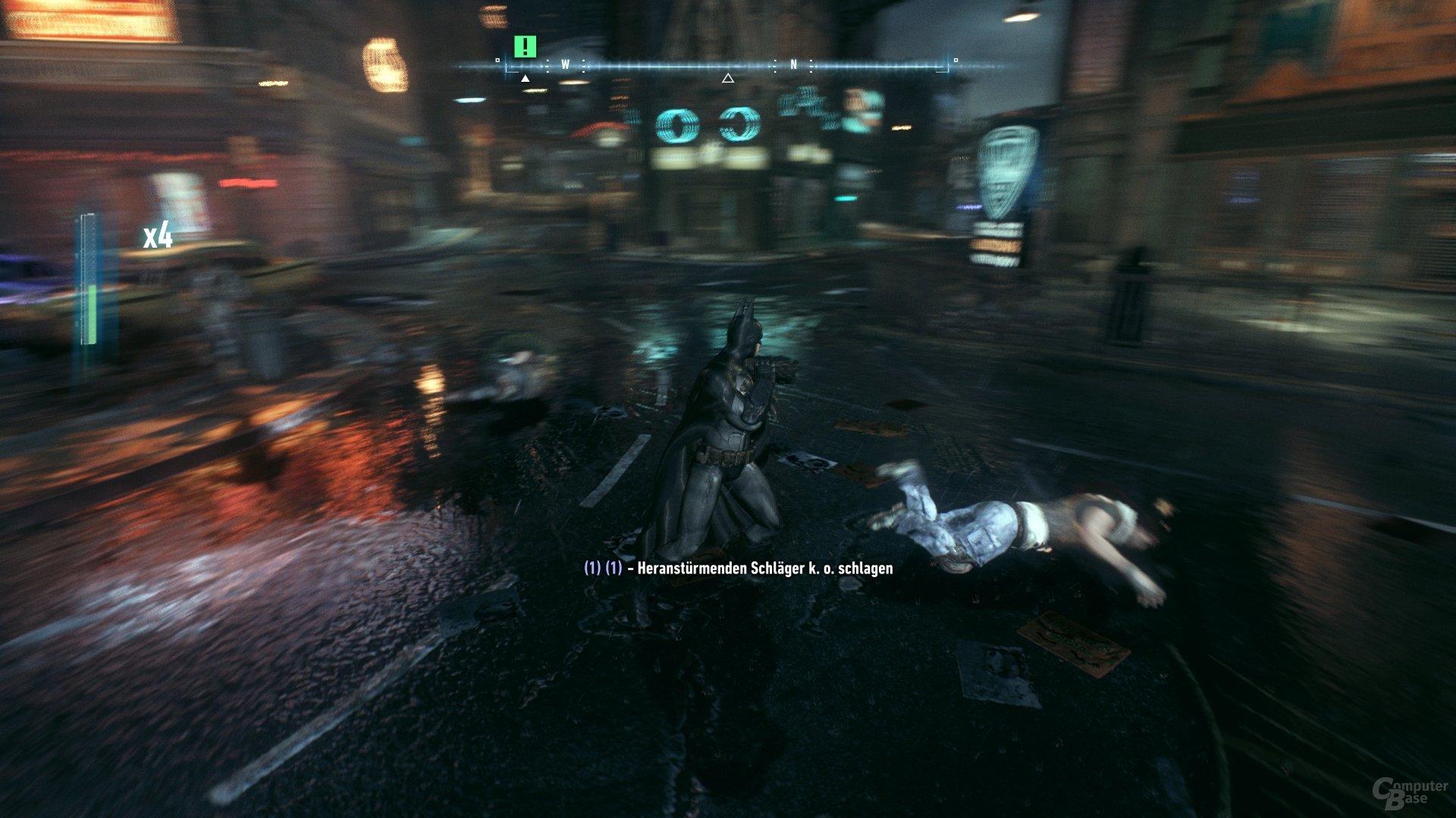 Batman: Arkham Knight im Test