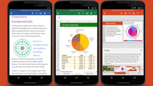 Microsoft: Office for Android Phone ist fertig