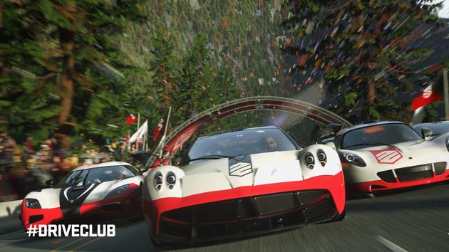 Driveclub: PS-Plus-Version des Rennspiels ab morgen verfügbar