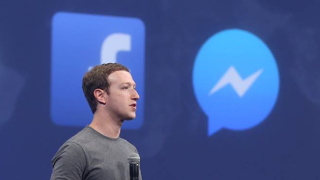 Facebook Messenger: Anmeldung auch mit Mobilfunknummer statt Account