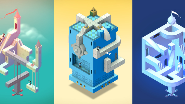 Android-Apps: Monument Valley kostenlos im Amazon App-Shop