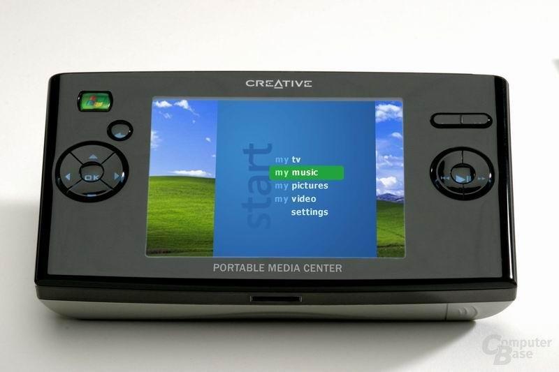 Creative Zen Portable Media Center