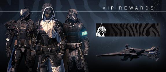 Bislang gibt Bungie nur einen Ausblick auf die VIP-Belohnung
