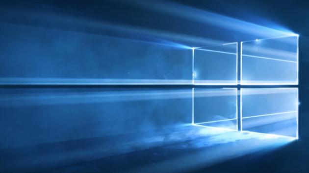 Hero Image: Der neue Desktop-Hintergrund von Windows 10