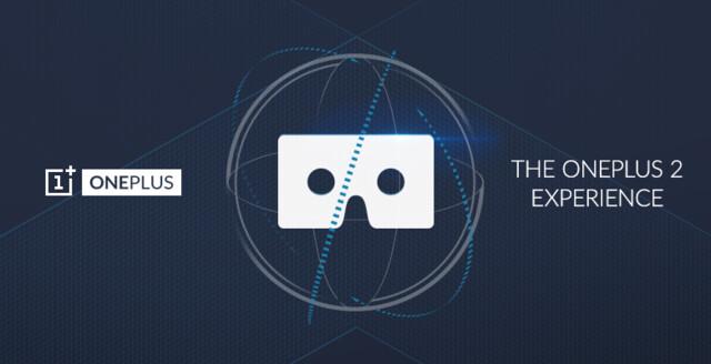 VR-Vorstellung des OnePlus 2