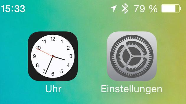 iOS 9: Stromsparmodus reduziert auch die Leistung