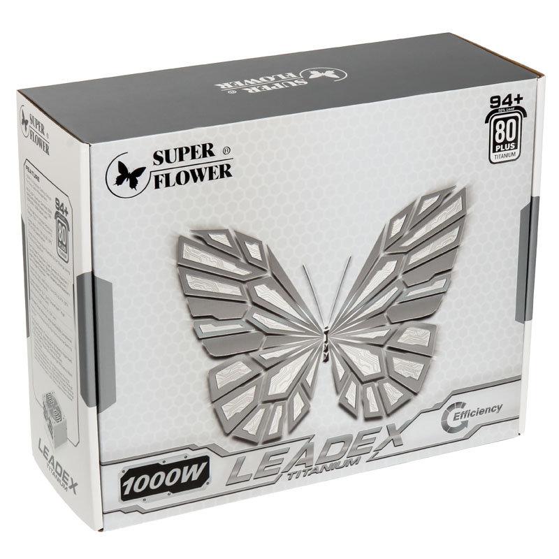 Super Flower Leadex Titanium