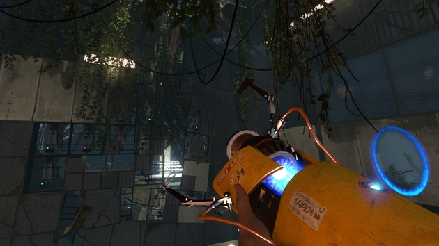 Fan-Mod: Portal Stories: Mel mit 22 Maps und vertonter Story