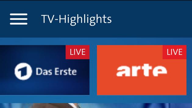 App: Neue ARD Mediathek für Chromecast und Apple TV