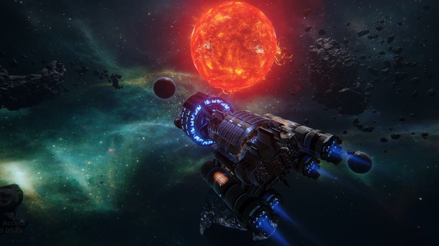 Into the Stars: Early Access beginnt am 9. Juli