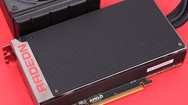 AMD Radeon R9 Fury X: 3D-Modell der Faceplate für Modder verfügbar