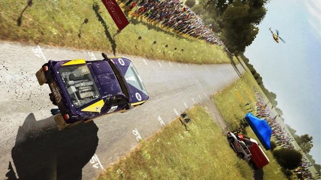 Dirt Rally Tarmac Terrors: Zweites Update führt Spieler nach Deutschland