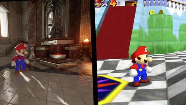 Mario is Unreal: Fan-Projekt versetzt Super Mario in die Unreal Engine 4