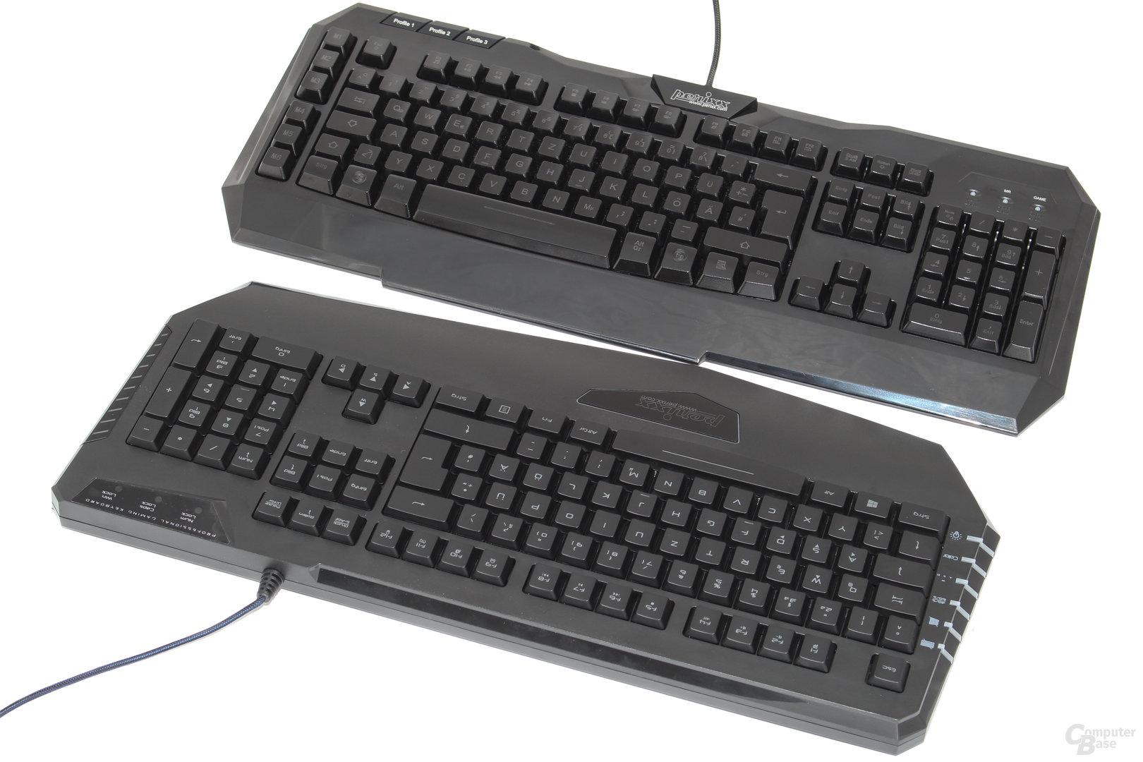 Perixx PX-1800 und PX-2000