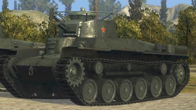 World of Tanks: Chinesische Panzer rollen zuerst auf der Xbox 360