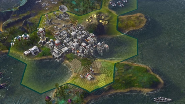Rising Tide: Erweiterung zu Civilization: Beyond Earth im Video