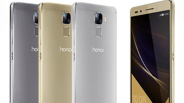 Huawei Honor 7: Gehobene Ausstattung im Metallgehäuse ab 290 Euro