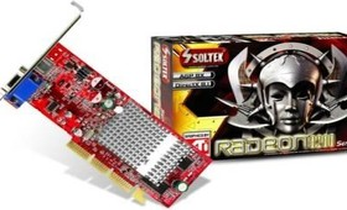 Soltek ATI Radeon 9200 SE
