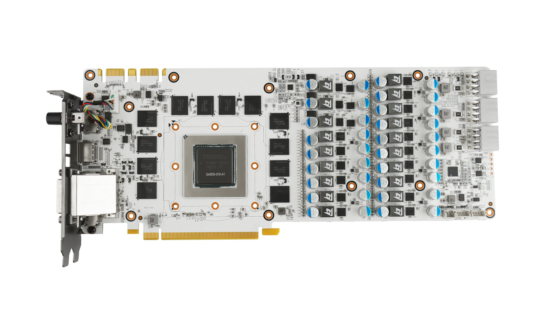 KFA² GeForce GTX 980 Ti HOF LN2