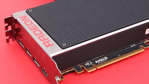 AMD Radeon R9 Fury X: Übertaktung des HBM-Speichers weiterhin unmöglich