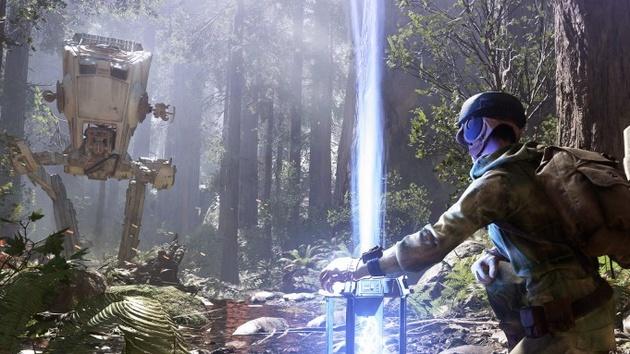Star Wars Battlefront: 4K-Screenshots und Gameplay aus der PC-Alpha