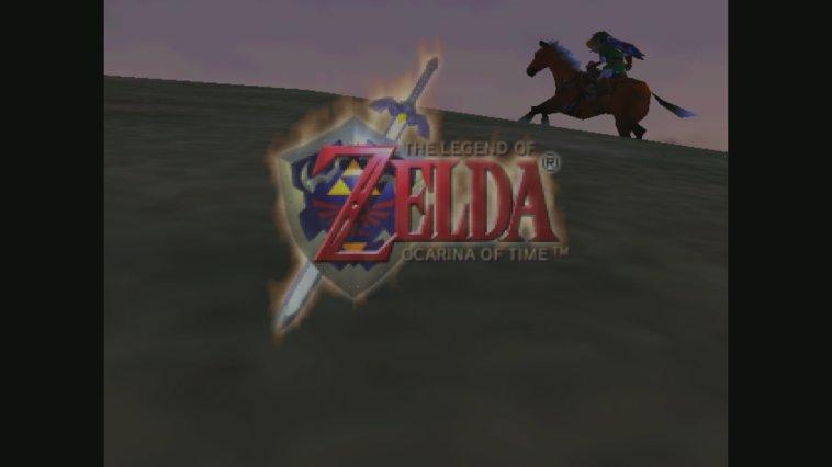The Legend of Zelda: Ocarina of Time (Wii U)