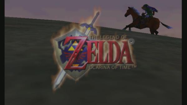 Ocarina of Time: Link und Zelda für die Virtual Console der Wii U
