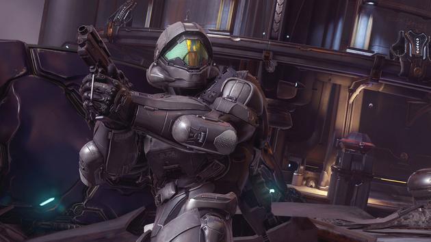 Halo 5: Guardians: 60 FPS noch nicht konstant, Auflösung dynamisch reduziert