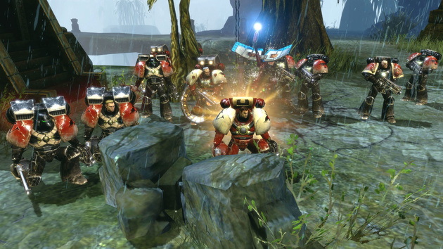 Warhammer 40k: Dawn of War 3: Sega sichert sich passende Domains