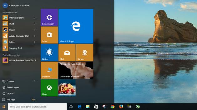 Windows 10 RTM: Upgrade-Version für den 29.Juli soll diese Woche fertig sein