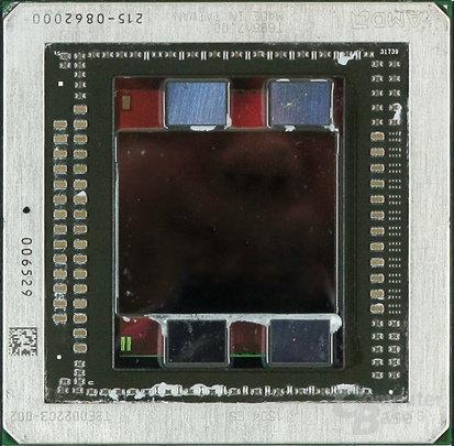 AMD Fiji-GPU mit HBM-Speicher
